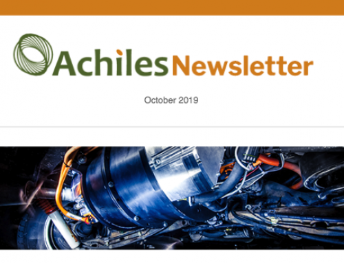First ACHILES Newsletter