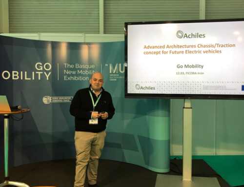 ACHILES at GoMobility Exhibition